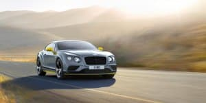 New Bentley Continental GT Speed and Black Edition unveiled