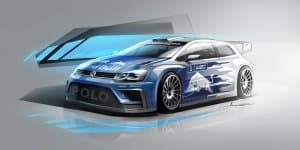 2017 Volkswagen Polo R WRC Revealed