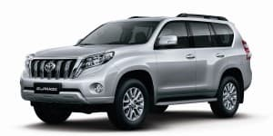 New Toyota Land Cruiser Prado Launched in India