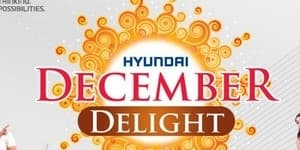 Hyundai discounts/offers for December 2013