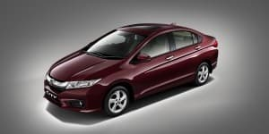 2014 Honda City to be launched on January 7th