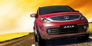 Tata Aria automatic likely to be unveiled at 2014 Auto Expo