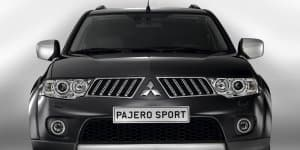 Mitsubishi Will Introduce Pajero Sport Automatic In Next Fiscal Year
