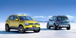 Volkswagen Tiguan confirmed for AutoExpo