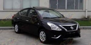 2014 Nissan Sunny Facelift Coming soon; debut at 2014 Auto Expo