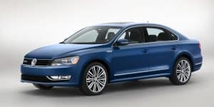Volkswagen Passat Bluemotion concept showcased at NAIAS Detroit