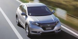 Honda Booked 24,900 Vezel Just In 24 Days In Japan