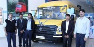 Force Motors opens a new CV dealership in Pune