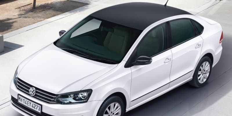 Volkswagen Vento's top-end Highline Plus variants starts arriving at dealerships
