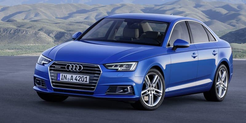 Audi to introduce A4 diesel variant this February