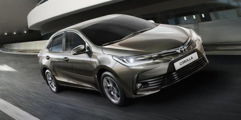 2017 Toyota Corolla Altis Launching in March in India