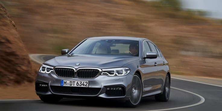 BMW organises a preview event for G30 5-Series in Delhi on 3rd February
