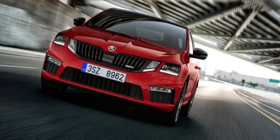 Škoda unveils the most powerful Octavia RS with 245 HP ahead of Geneva debut