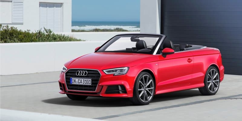 New Audi A3 Cabriolet launched at Rs 47.98 Lakh