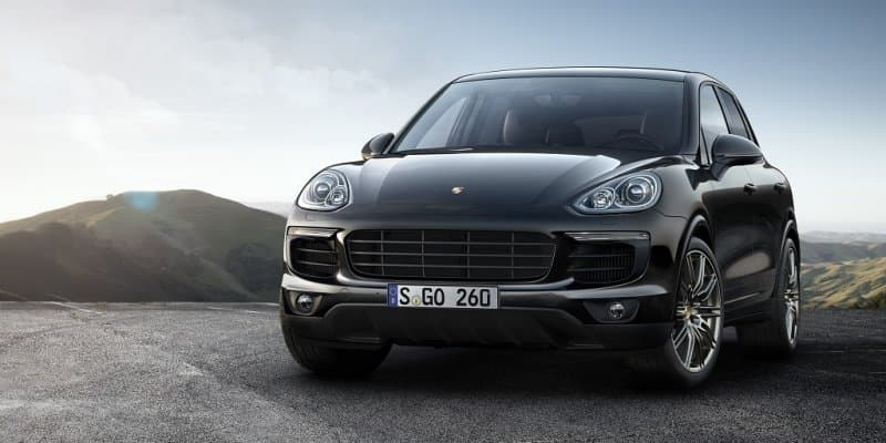 Porsche Cayenne Platinum Edition Launched at Rs. 1.27 Crores
