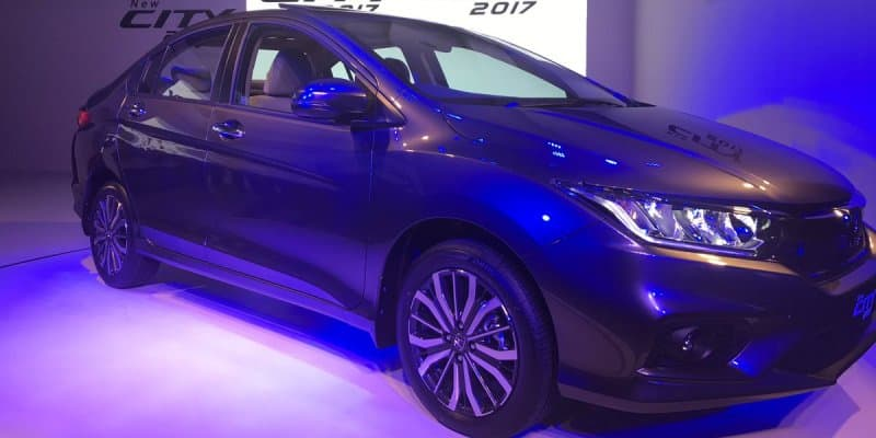 2017 Honda City Facelift Launched at Rs. 8.50 Lakhs