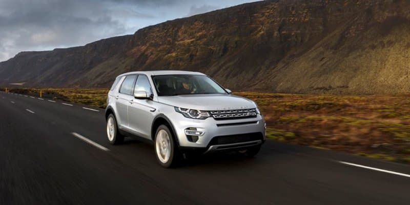 Land Rover Discovery Sport Petrol Price Slashed by Rs. 7 Lakhs