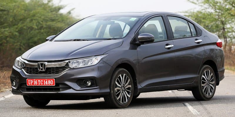 ... 2017 Honda City receives 5,000 bookings within first 12 days