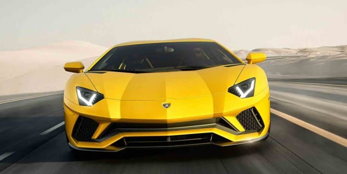 Lamborghini Aventador S set to launch in India on 3rd March, 2017