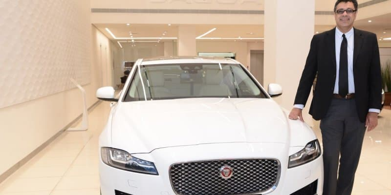 Made-in-India Jaguar XF Launched at Rs. 47.50 Lakhs
