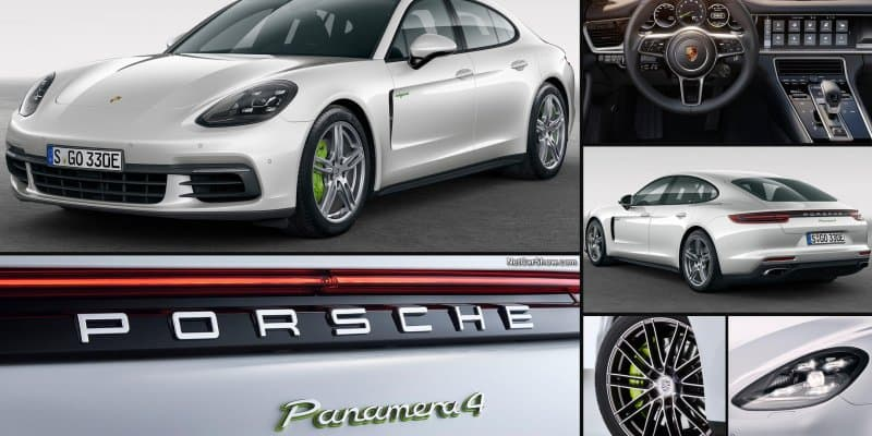 New sportier Porsche Panamera 4E-Hybrid expected to be unveiled at the Geneva Motor Show