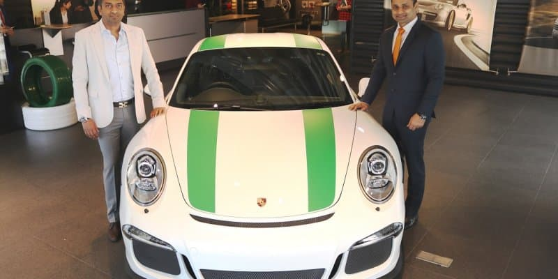 First Porsche 911 R Limited Edition Delivered in India