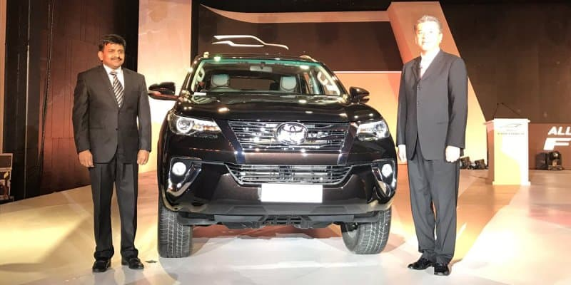 Toyota Fortuner Registers Highest Ever Monthly Sales Since Launch