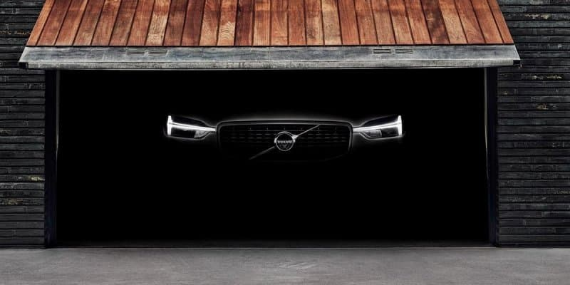 New Volvo XC60 Teased Ahead of World Premiere