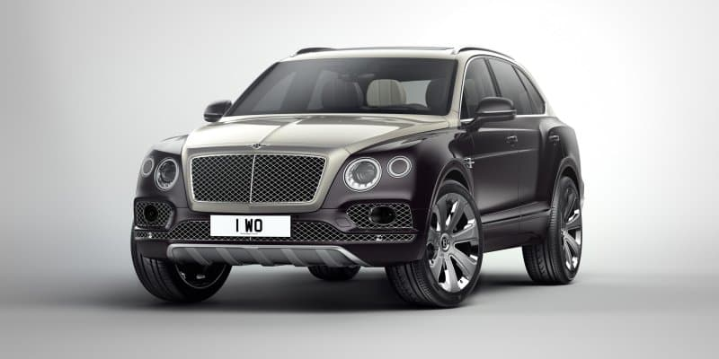 Bentley Bentayga Mulliner Edition Revealed