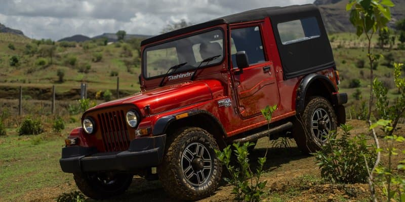 Mahindra & Mahindra confirms the launch of next generation Thar