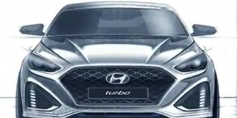 New Hyundai Sonata official images leaked