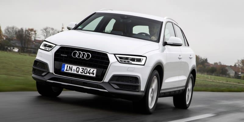 New Audi Q3 Launched at Rs. 34.20 Lakhs