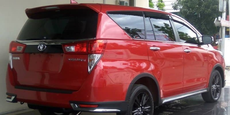 Special Edition Toyota Innova Crysta Touring Sport to be launched in April