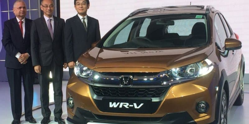 Honda WRV Launched at Rs. 7.75 Lakhs