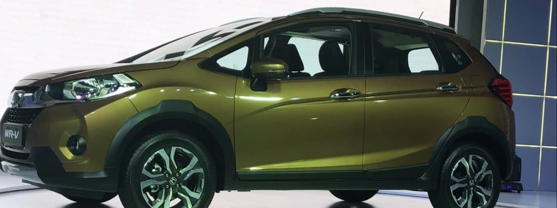 honda wrv launched at rs 7 75 lakhs   autoportal