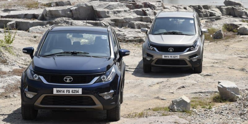 Wait time for Tata Hexa SUV jumps up to 8 weeks; high demand continues