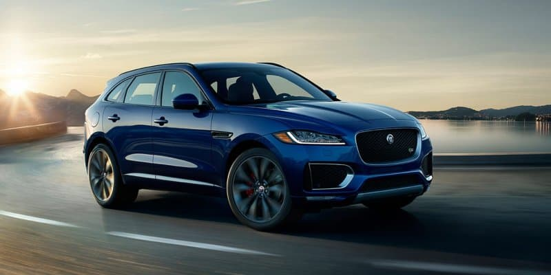 Jaguar developing new F-Pace SVR SUV; expected to be launched next year