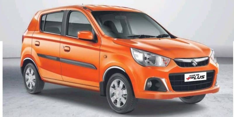 Maruti Alto K10 Plus Launched at Rs. 3.40 Lakhs