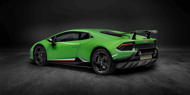 Lamborghini Huracan Performante to be launched on April 7, 2017