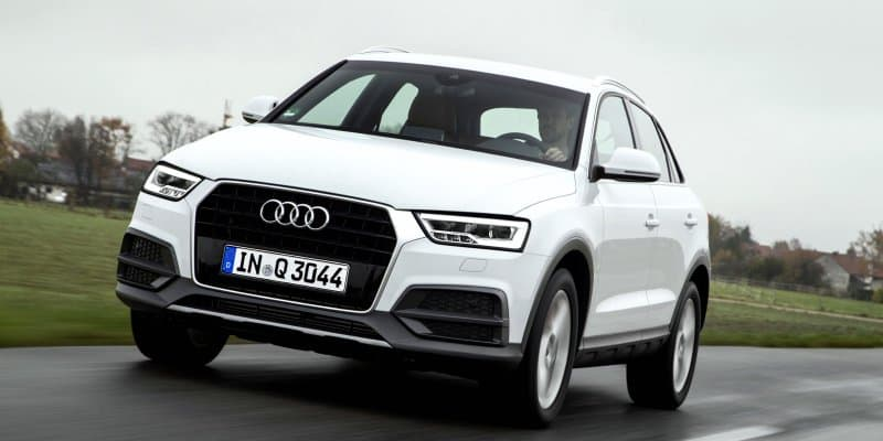 2017 Audi Q3 Petrol Launched at Rs. 32.20 Lakhs