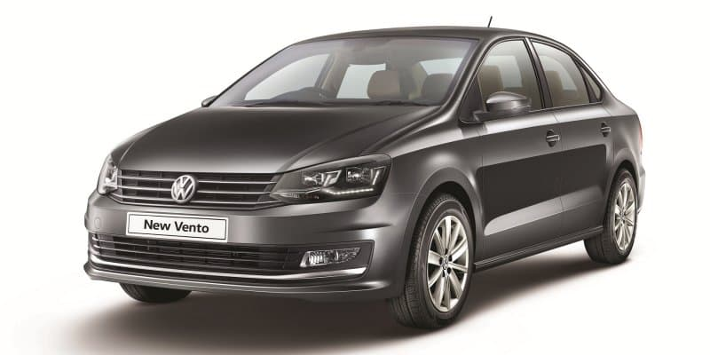 Volkswagen Vento Highline Plus Launched at Rs. 10.84 Lakhs