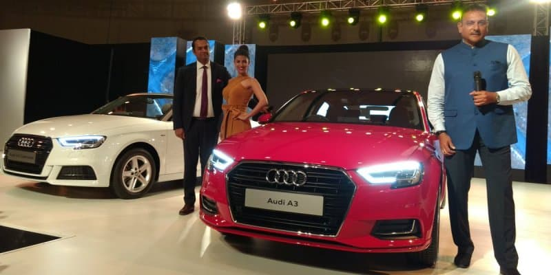 2017 Audi A3 Facelift Launched at Rs. 30.50 Lakhs