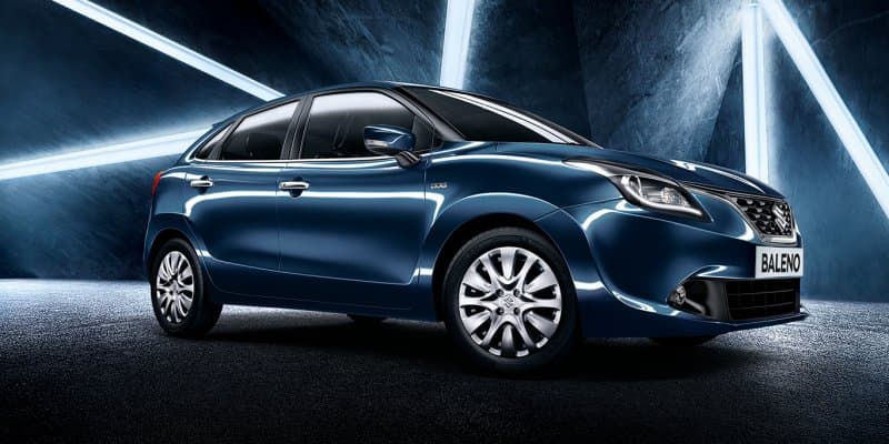 Maruti Suzuki Baleno marks best ever sales in March 2017
