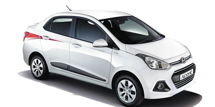 2017 Hyundai Xcent Facelift Pre-booking starts, book yours for Rs. 11,000
