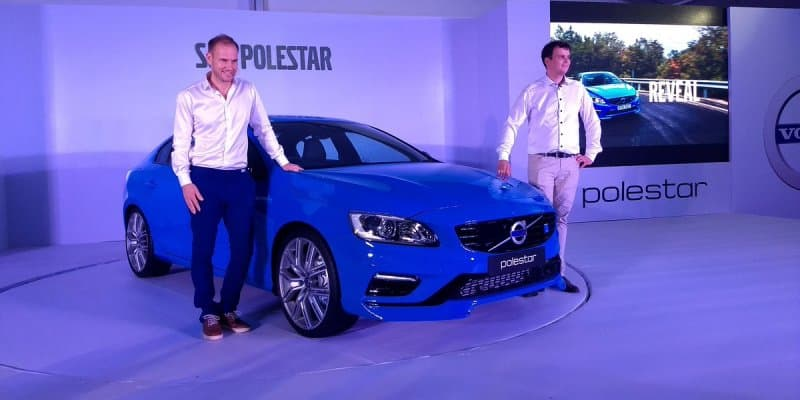 Volvo S60 Polestar Launched at Rs. 52.50 Lakhs