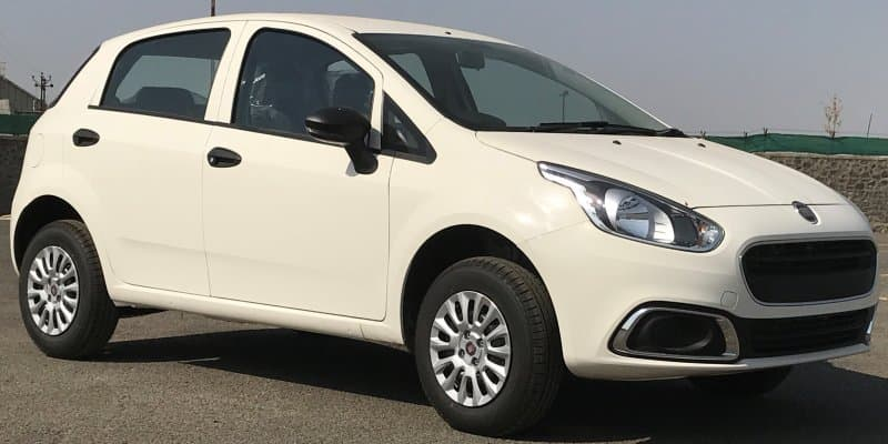 Fiat Punto EVO Pure Launched at Rs. 4.92 Lakhs
