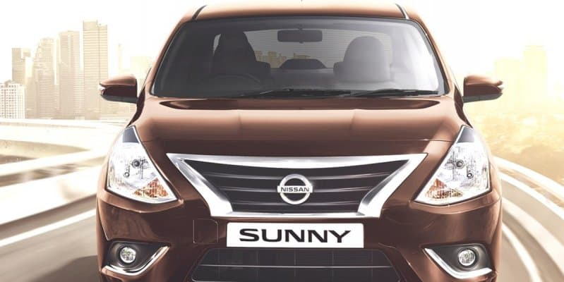 Nissan Sunny Pricing Now Starts at Rs. 6.99 Lakhs