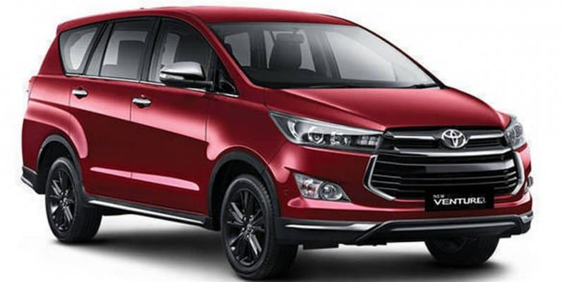 Toyota Innova Crysta Touring Sport variant launching on May 4