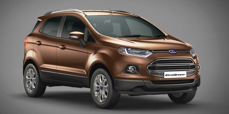 Ford EcoSport Titanium to now come with 8.0-inch touchscreen unit