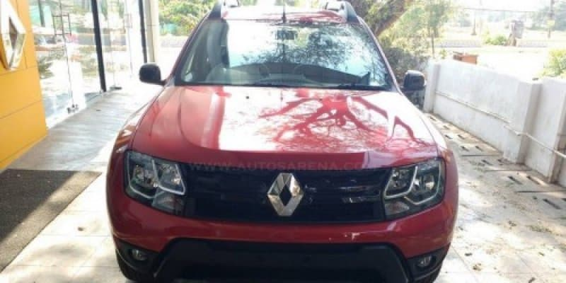 Renault Duster Petrol CVT launched at Rs 10.32 lakh